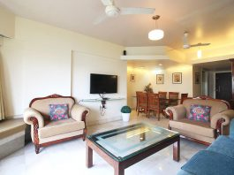 Furnished flats on Rent in Bandra