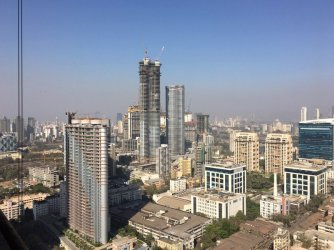 Kamala Mills, Lower Parel from Mill Land to Food Land
