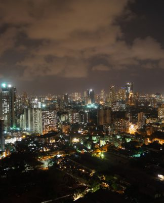 Buildings in South Mumbai